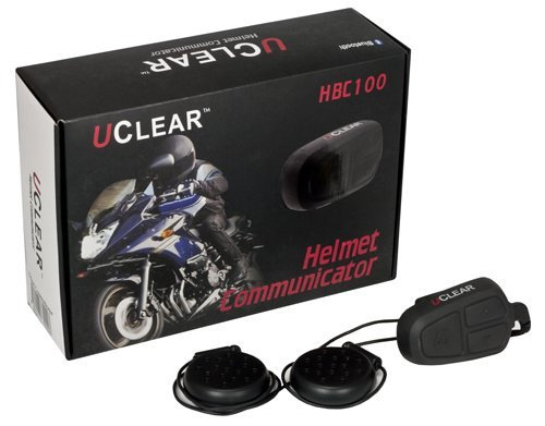 UClear HBC100 Helmet Communicator