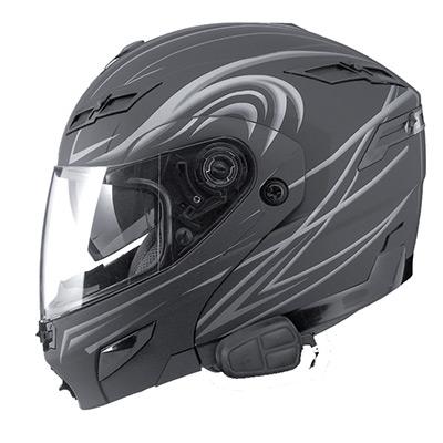 Bluetooth Motorcycle Helmet >> UClear HBC100 Bluetooth Helmet Communicator
