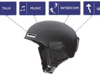 UClear HBC120 Snow Helmet Communicator
