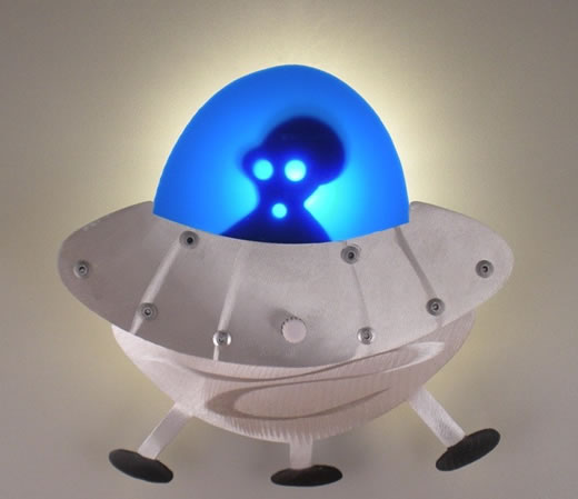 UFO Night Light