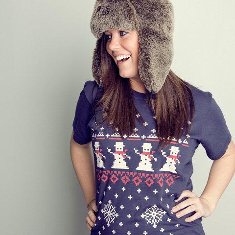 Dorky christmas sweaters