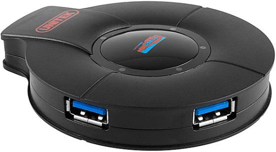 Super-fast USB 3.0 Hub