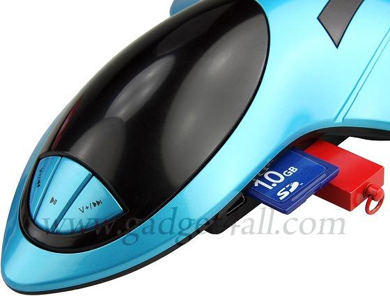USB Aircraft Audio Player