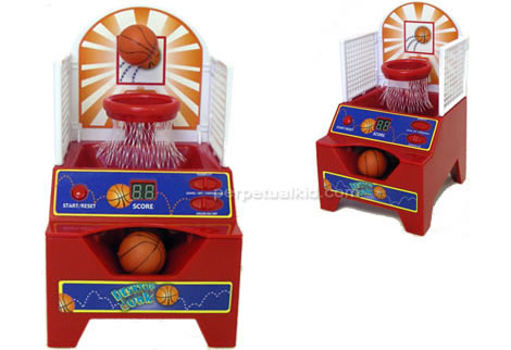 USB Basketball Game