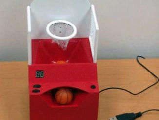 USB Basketball Game
