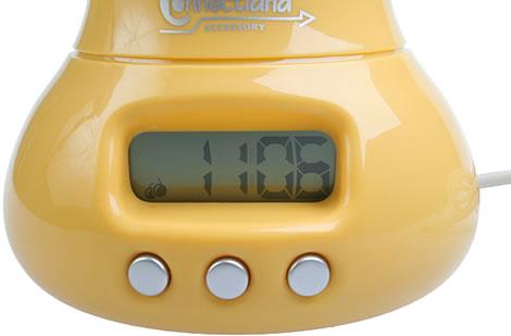 USB Blender Alarm Clock