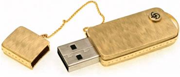 Gold DiskOnKey