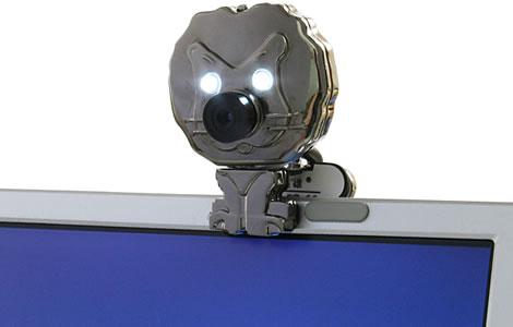 USB Lion Web Cam
