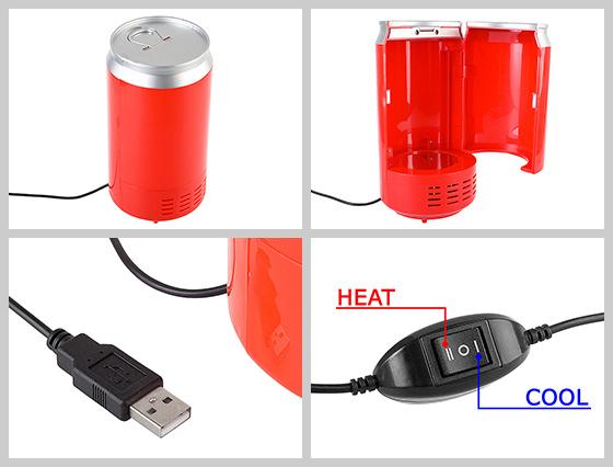 USB Can Fridge