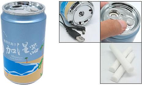 Soda Can USB Humidifier
