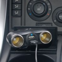 USB Multi-Charger for Cars