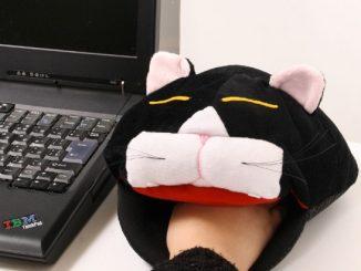USB Heated Cat Mousepad
