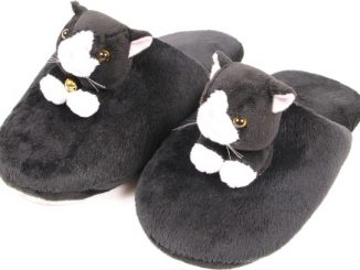 USB Cat Slippers