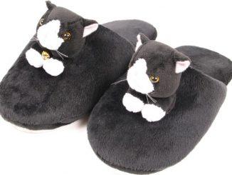 USB Cat Slippers