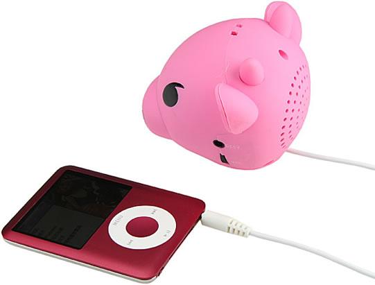 USB Cow Speaker