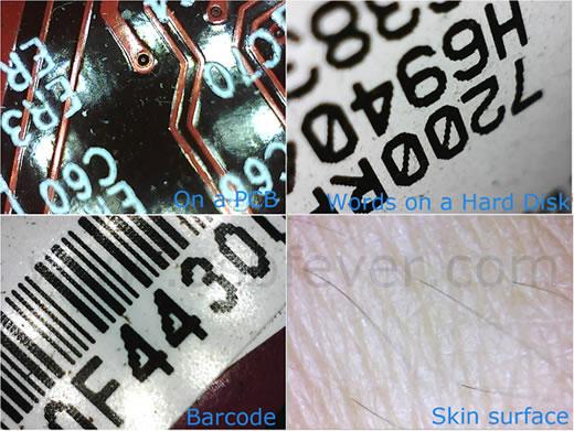 USB Endoscope Examples