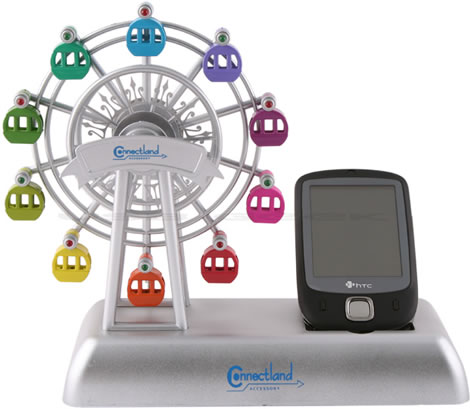 USB Ferris Wheel Phone Stand