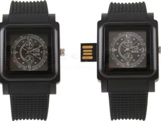 USB Flash Drive Watch