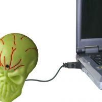 USB Skull