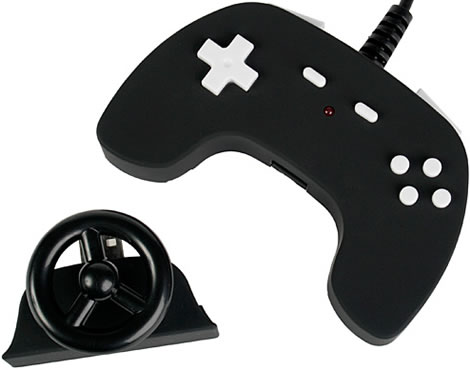 USB Mini Gamepad