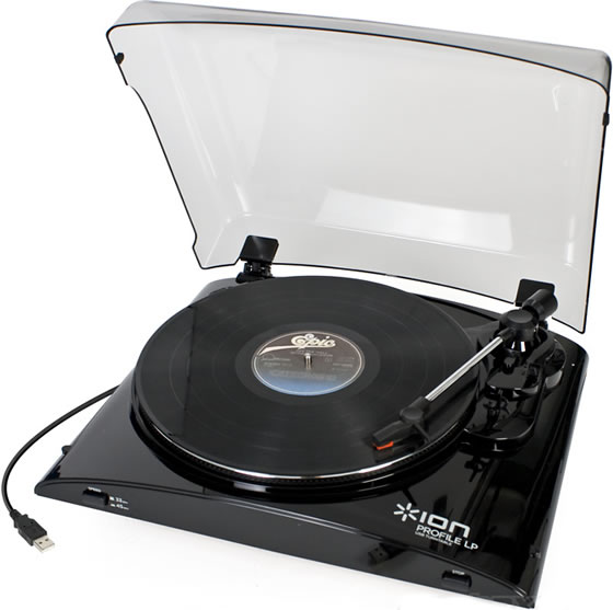 USB Turntable from Ion