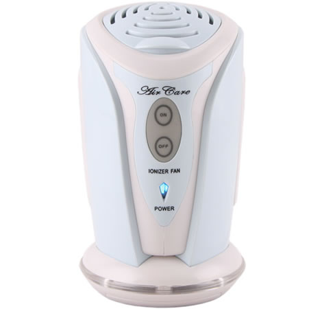 Air Purifier And Humidifier: Germ Guardian EV-9-102 UV-C Air