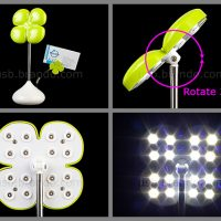 Lucky Clover USB Desk Light