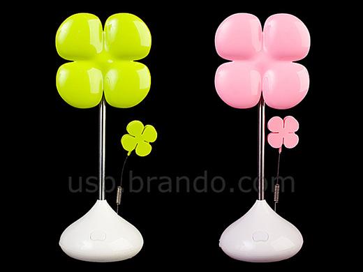 USB Lucky Flower Light with Memo Clip