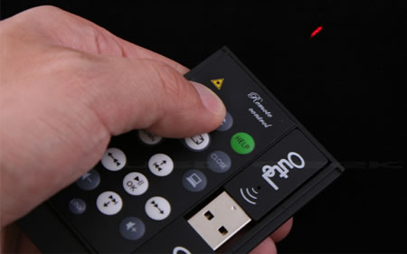 USB Media Remote