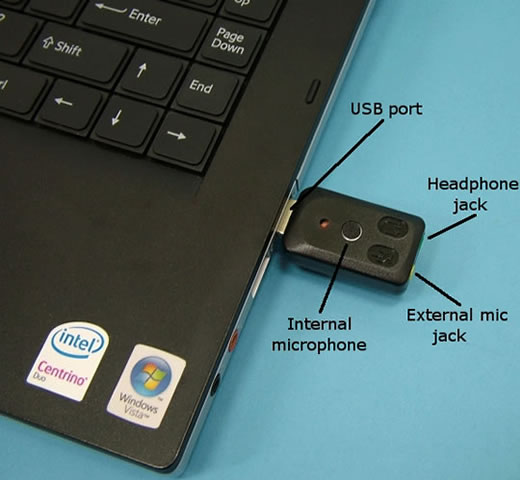 USB MIC 1