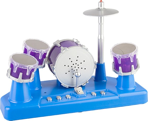 USB Mini Drumset