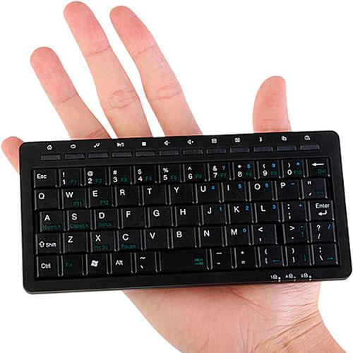 Ultra Slim Multimedia Keyboard