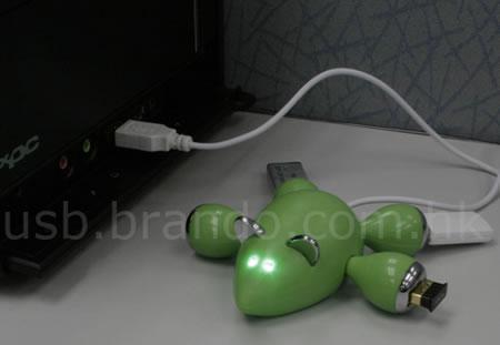 USB Mouse Hub