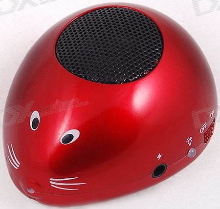 USB Mini Mouse Speaker