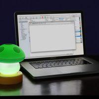 USB Mushroom LED Lamp