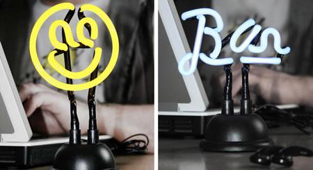 USB Neon Signs