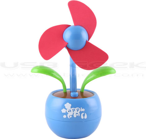 USB Plants Fan