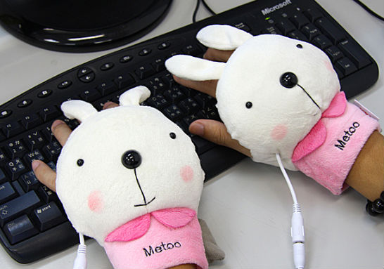 Rabbit USB Hands Warmer