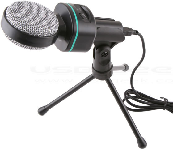 Old School USB Microphone