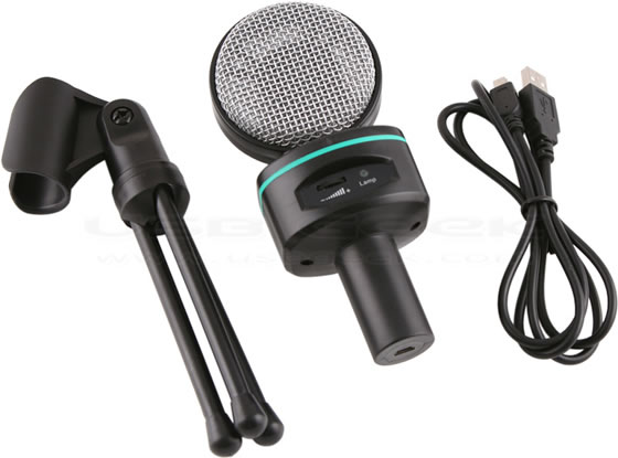 Retro USB Microphone