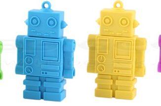 USB Robot Flash Drives