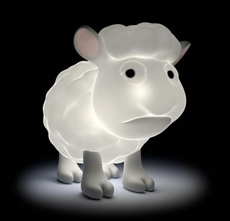 USB Sheep Lamp