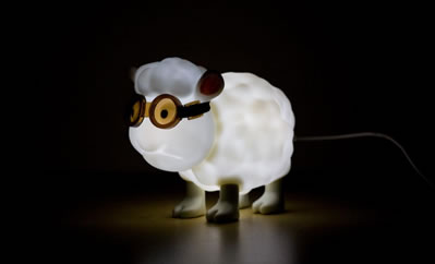 USB Sheep Lamp