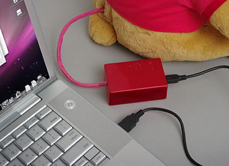 USB Teddy Bear