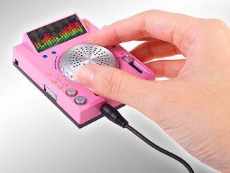 USB Turntable Speaker