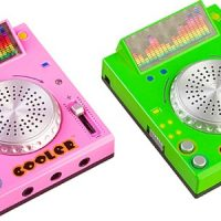 USB Turntable Speakers