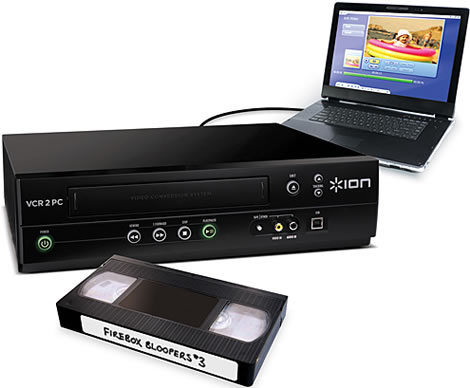 USB VCR Converter