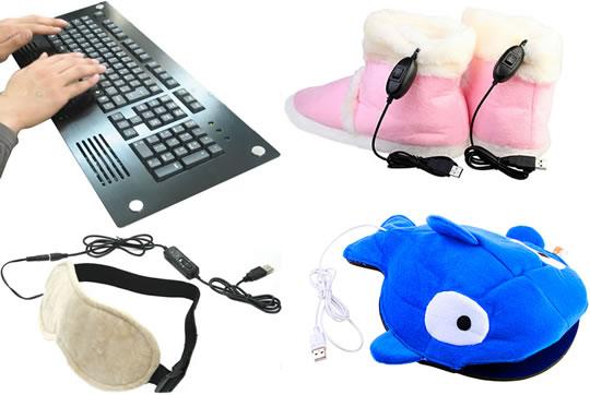 USB Winter Gadgets