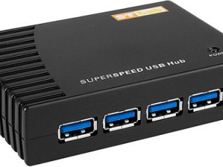 USB 3.0 SuperSpeed Hub