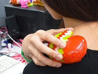 USB Massage Glove with Heater